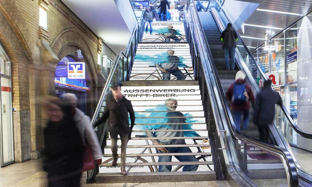 Stair Branding
