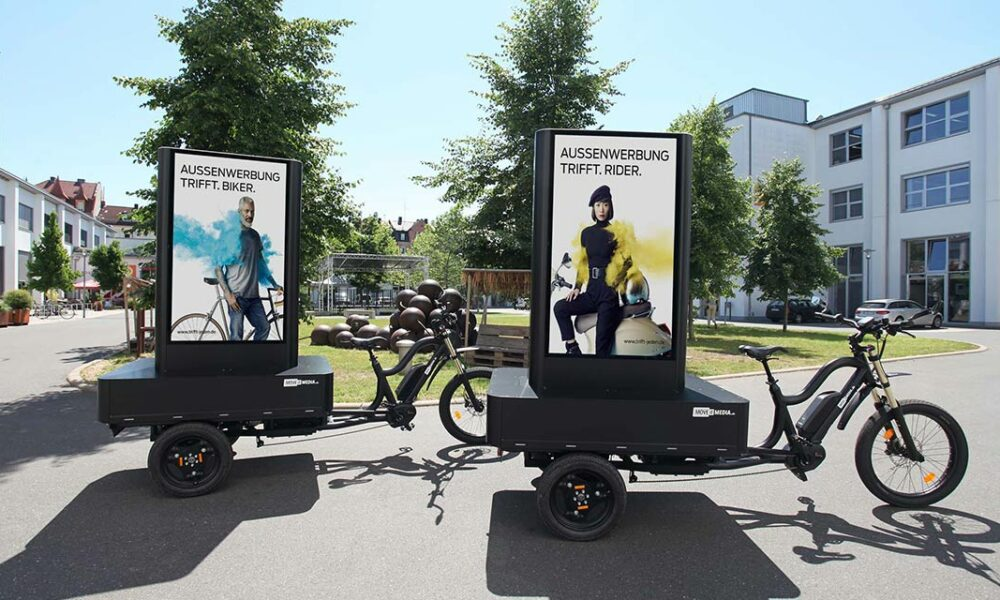 Screen Bike